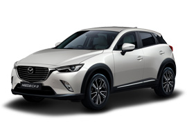 CX-3 Executive 1.5l Skyactiv-D 105cv 4x4 6AT euro6 (5P)